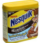 Salmonella-Nestle Recall batches of Nestle's Nesquik, may have Salmonella contamination