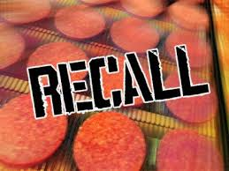 Meat Recall California