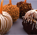 caramel apples make people sick